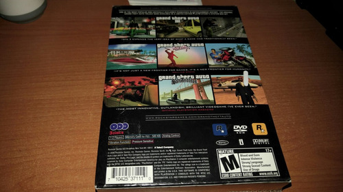 grand theft auto the ps2