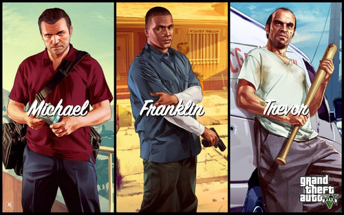 grand theft auto v (2015) pc full español