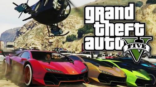 grand theft auto v  5 + online  pc full *promocion*