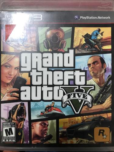 grand theft auto v fisico ps3 incluye gta liberty city