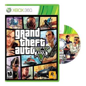 Grand Theft Auto V, Gta 5, Xbox 360, Entrega Inmediata