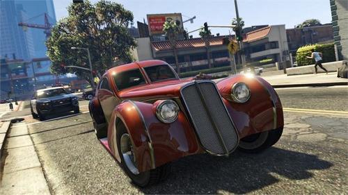 grand theft auto v offline xbox one (promoción)