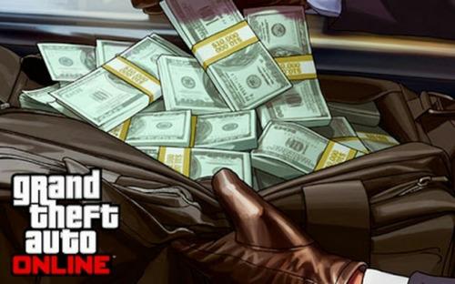 grand theft auto v online ps4 - 100 millones