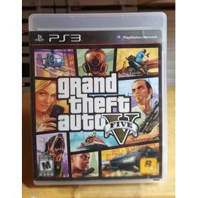 Grand Theft Auto V Para Playstation 3 Ps3 ¡emblematico!