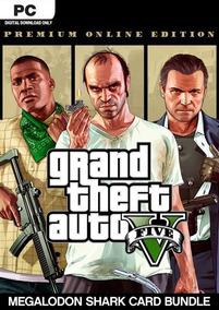 Grand Theft Auto V® Premium Criminal Enterprise Original[pc]