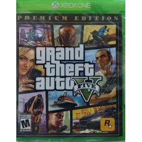 Grand Theft Auto V Premium Edition ( Gta V ) - Xbox One