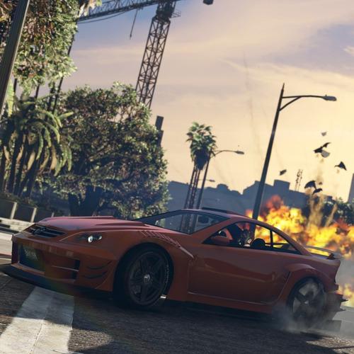 grand theft auto v premium edition - playstation 4