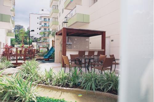 grand village - apartamento 3 quartos com 3 suítes