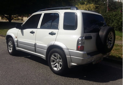 grand vitara xl5 4x2 sinc blanca 2008 impecable