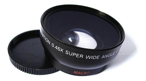 grande angular + macro 55mm nikon d3400 d3300 d5600 d5500