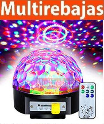 grande bola luces luz led audioritmico para bar ò discoteca