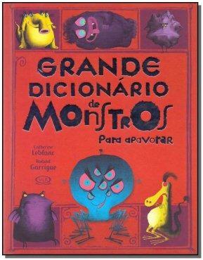 Resultado de imagem para grande dicionario de monstros
