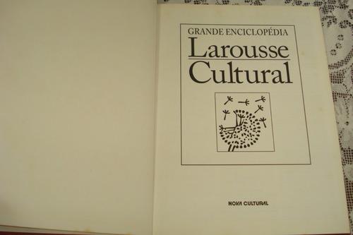 grande enciclopédia larousse volume 17