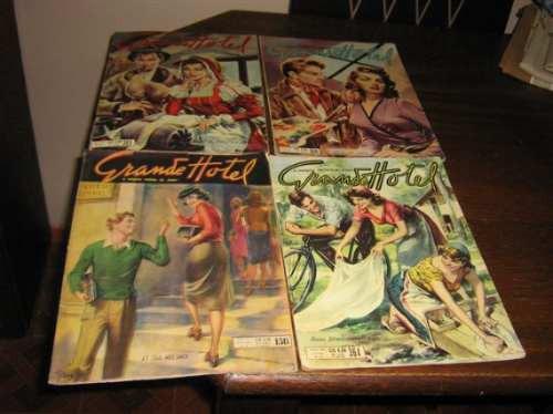 grande hotel ano:1954 diversos números editora vecchi