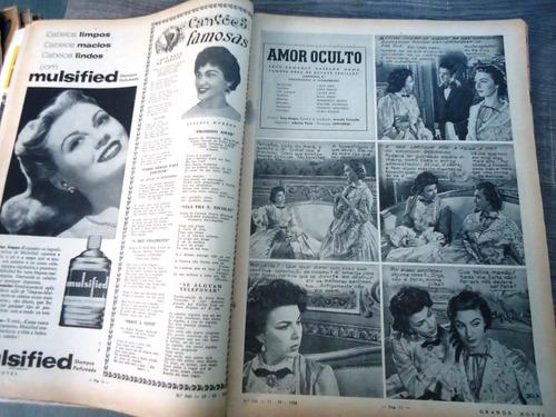 grande hotel nº 560, a mágica  revista do amor, ano 1958