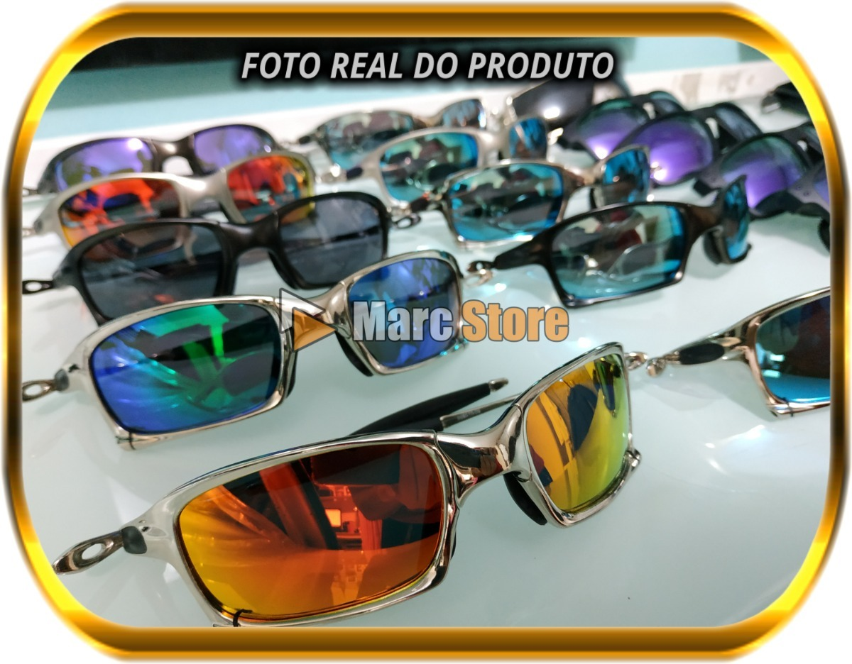 729884e9e Grande Kit Óculos Oakley Squared, Holbrook, Probation Barato - R$ 860,00 em Mercado  Livre