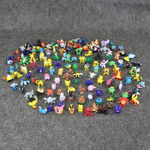 grande lote com 144 pçs pokémon frete grátis