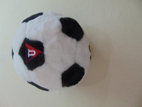 grande pelota de peluche de la liga de quito 70cm