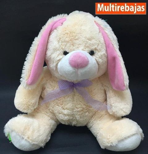 grande peluche oso conejo de 63cm oferta san valentin