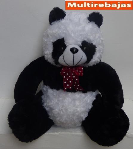 grande peluche oso panda de 65cm