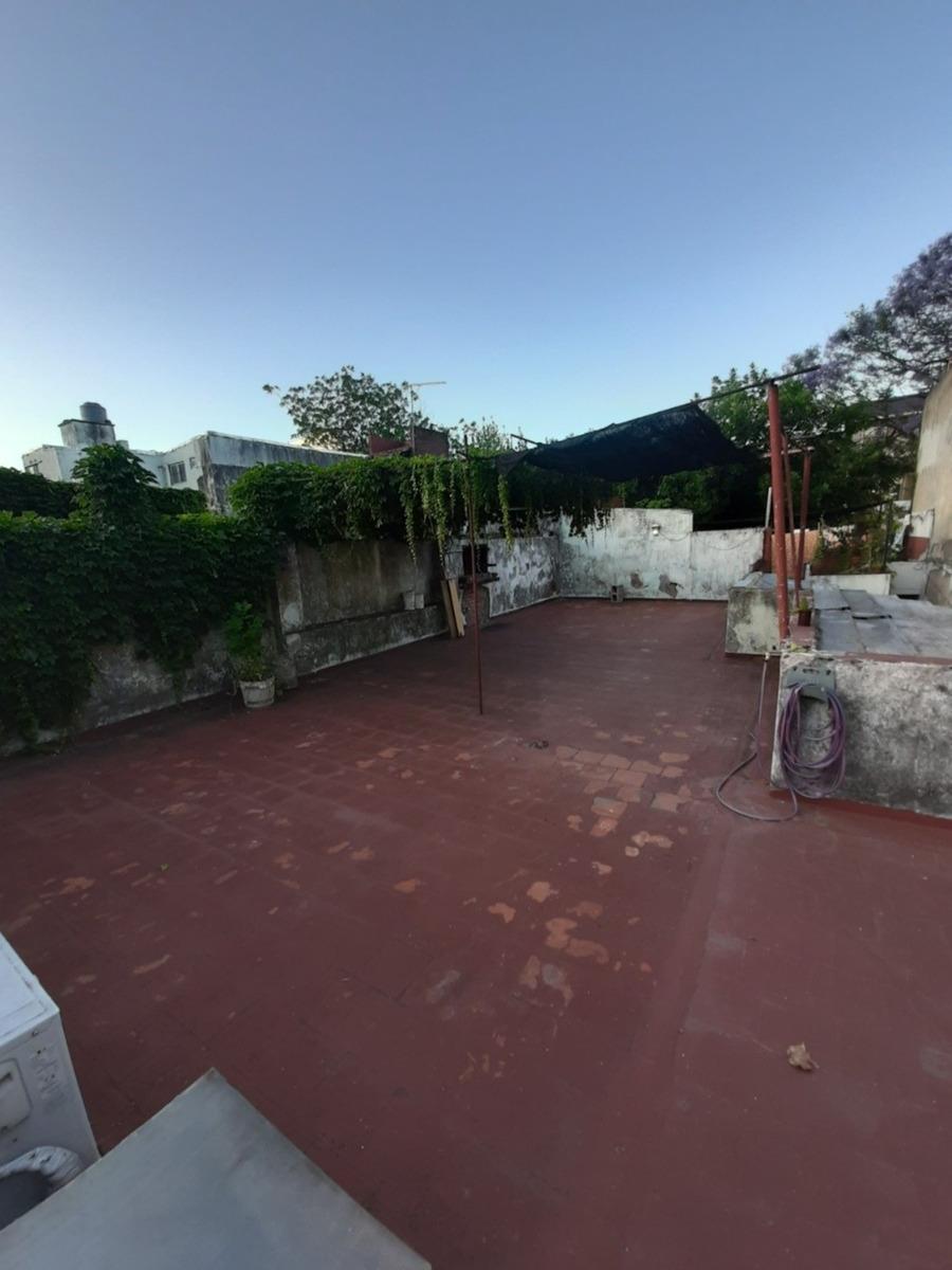 grande ph de 110 mts de 3 amb con terraza prop en colegiales