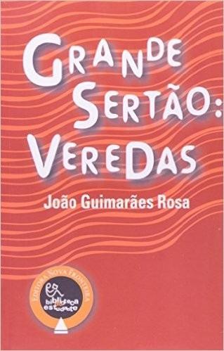 grande sertão veredas livro guimarães rosa