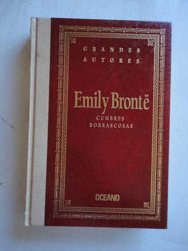 grandes autores - emily bronte - cumbres borrascosas- oceano