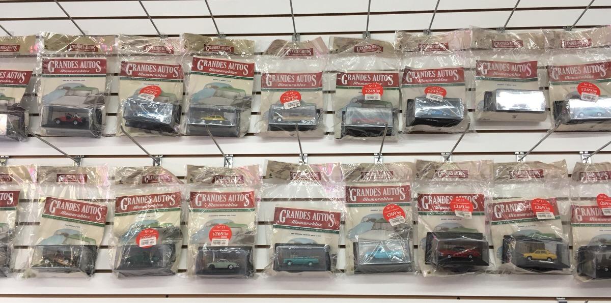 Grandes Autos Memorables Nuevos 350 00 En Mercado Libre