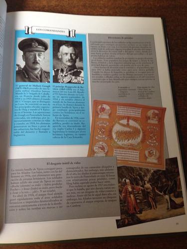 grandes batallas : la primera guerra mundial