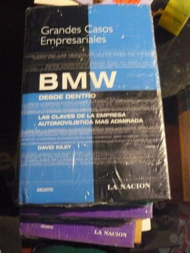 grandes casos empresariales bmw kiley david tapas duras  e56