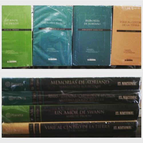 grandes clásicos de la literatura