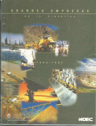 grandes empresas en argentina 1993-1997