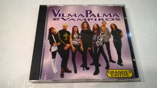 grandes éxitos, vilma palma e vampiros - cd 1996 nacional vg