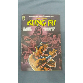 Grandes Heróis Marvel 6 Abril -mestre Do Kung Fu