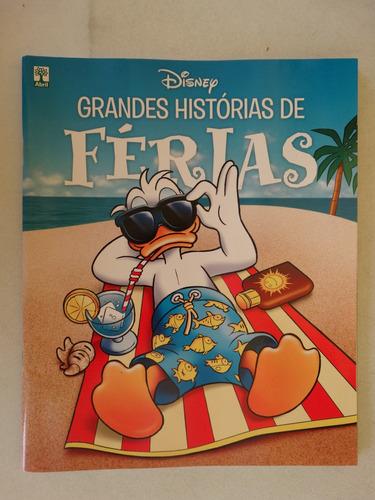 grandes histórias de férias nº 2! ed. abril 2013!