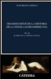 grandes hitos de la historia de la novela euroamericana(libr