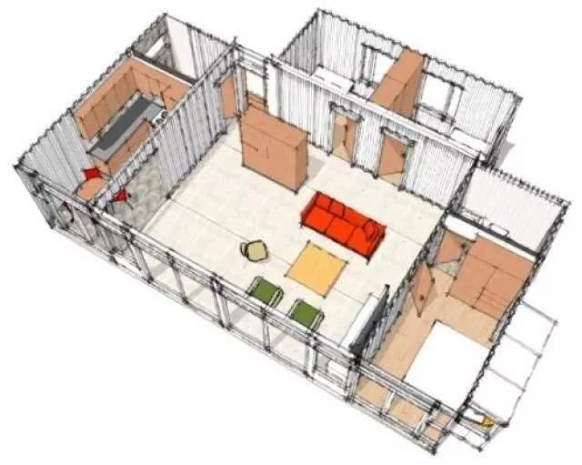 Grandes Ideas Para Construir Casa Containers 2000 En Mercado Libre