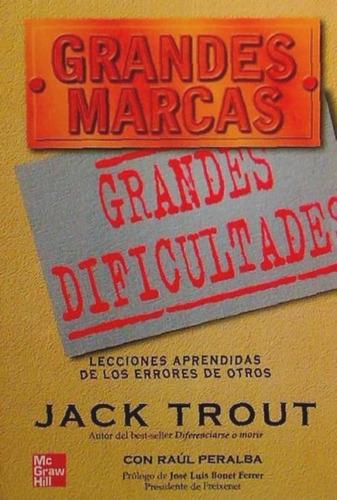 grandes marcas, grandes dificultades(libro marketing)