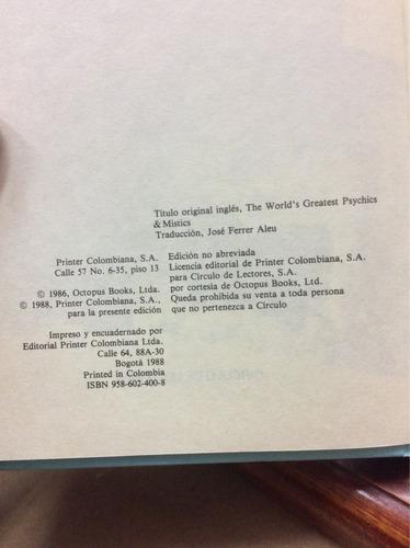 grandes médiums y místicos del mundo- margareth nicholas
