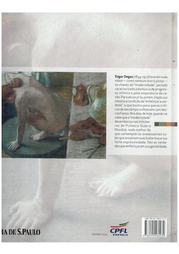 grandes mestres da pintura - edgar degas - nº 19 -  promoção