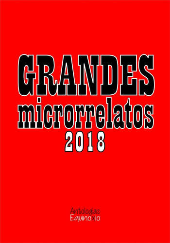 grandes microrrelatos 2018