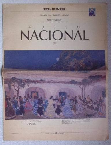 grandes museos del mundo museo nacional montevideo fascicu 2