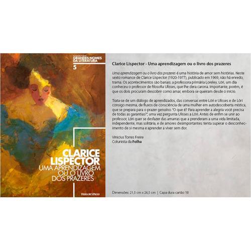 grandes nomes literatura coleção folha 28 volumes capa dura