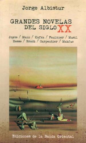 grandes novelas del siglo xx - jorge albistur