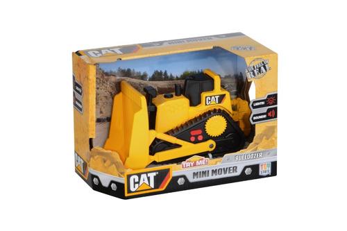 grandes vehículos de construccion cat cn luz y sonido cuotas