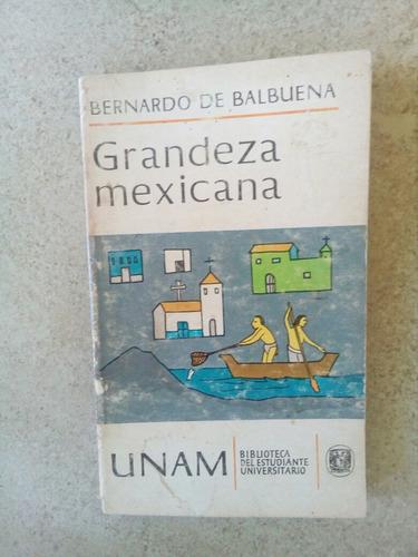 grandeza mexicana. bernardo de balbuena. 1979