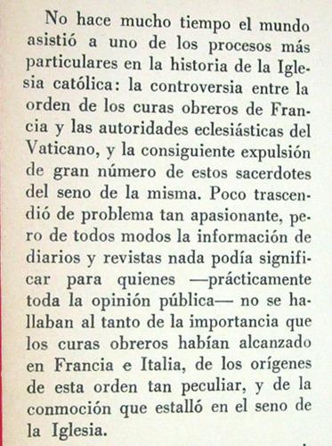 grandeza y errores de los curas obreros pierre andreu