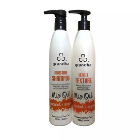 c75eb12f50 Grandha Cosmeticos Envelopamento - Produtos de Cabelo no Mercado Livre  Brasil