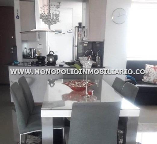 grandioso apartamento venta envigado cod: 16498