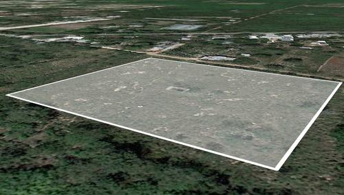 grandioso terreno a la entrada de conkal